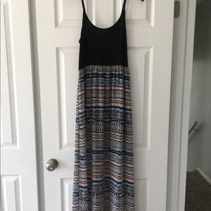 RESERVED Forever 22 Maxi Summer Dress, size S